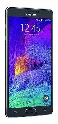 Near Mint Cond Samsung Galaxy Note 4 Sm-N910A (At&T & Gsm Factory Unlocked) 32Gb