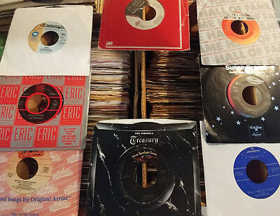 Pick ANY 5 for $14.99 45 rpm 50's & 60's POP ROCK SOUL MINT REISSUE RECORDS M-Z
