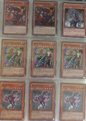 Yugioh card lot (1000s of cards in stock) deck collection: Dino (44+1)