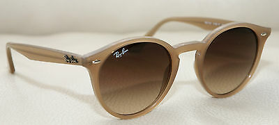 NEW RAY BAN WOMENS Highstreet SUNGLASSES RB 2180 6166/13 MADE IN ITALY