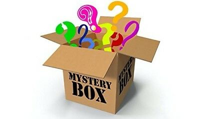Mysteries Box Christmas Gifts 🎁 May Include: Electronics, Clothing, Child Toys.