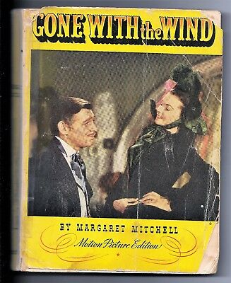 Gone With The Wind 1939 Motion Picture Edition by Margaret Mitchell