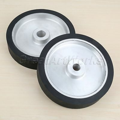 Polishing Grinding Rubber Wheel Abrasive Tool For Polishing Fine Cutting Metal