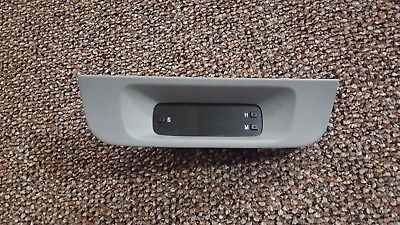 98 99 00 01 02 Subaru Forester Overhead Digital Clock Grey