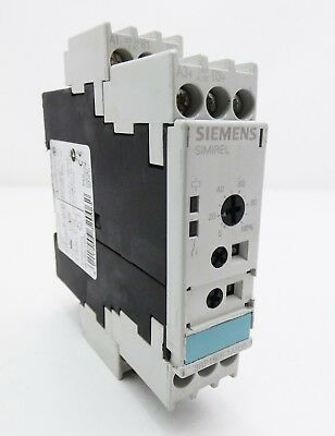 Siemens SIMIREL 3RP1 505-1AP30  3RP1505-1AP30   Zeitrelais Time Relay  -used-