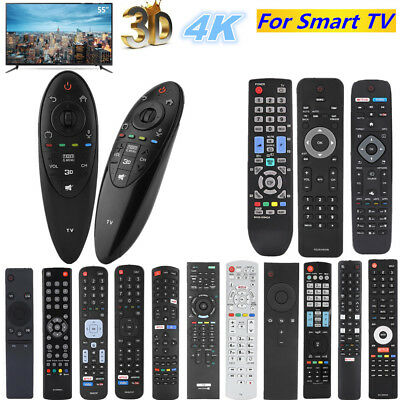 Replacement Smart TV Remote Control Controller For Sony LG Samsung Philips Lot