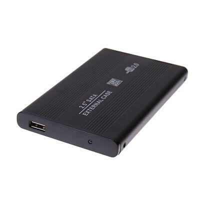 Hi Speed USB2.0 3TB Externe Festplatte Portable PC Desktop Mobile Hard Disk Case