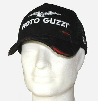 MOTO GUZZI  -  Base Cap (New Era, Trucker)