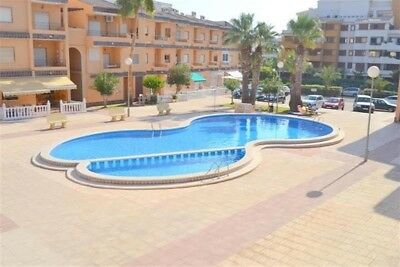 Holiday Apartment Torrevieja Punta Prima Costa Blanca, Spain a/c, pool, sleeps 5