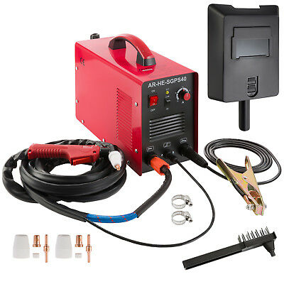 Arebos Plasma Cut40 Welding Machine / Plasma Cutter / Inverter / Cutting Torch