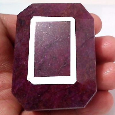 1035 Ct 100% Natural Authentic Museum Size Madagascar Big Red Ruby Certified Gem