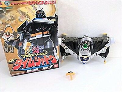 DX Time Shadow BANDAI Power Ranger Time Force Timeranger used