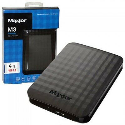 Hd Esterno 2,5 Usb 3.0 4Tb 4000Gb Maxtor Black Friday