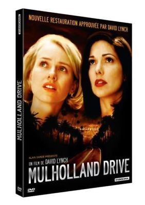 "DVD ""Mulholland Drive""   NEUF SOUS BLISTER"