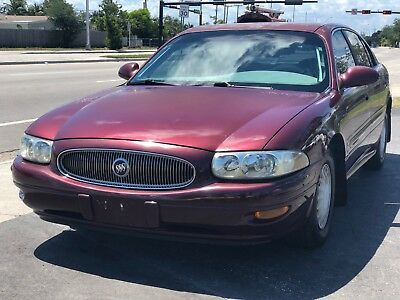 2002 Buick LeSabre  2002 Buick LeSabre Custom 4dr 3.8L V6 Cold AC Keyless Entry With Remote Start FL