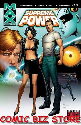 Supreme Power #18 (2005) 1St Printing Bagged & Boarded Marvel