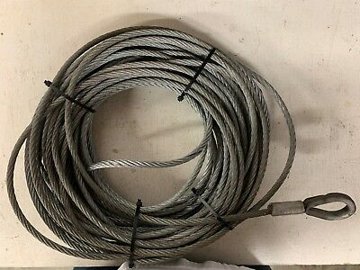 """5/16"""" x 100' Cable for Winch 