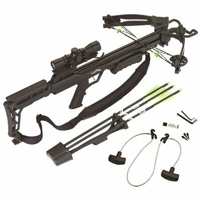 New - Carbon Express X-Force Blade Ready To Hunt Package 320 Fps - 20249