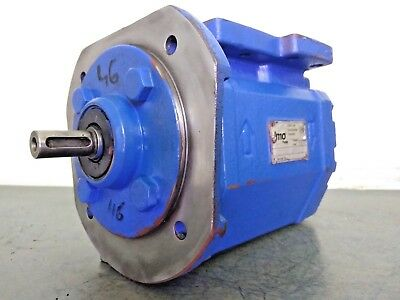 IMO Pump ACE 032L3 NTBP oil and fuel transfer pump