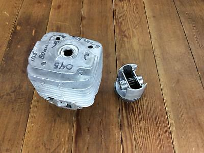STIHL OEM USED 045 50mm Piston and Cylinder Vintage Chainsaw
