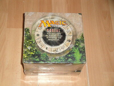 Magic The Gathering Portal Starter Decks Box By Wizards Brand New Factory Sealed