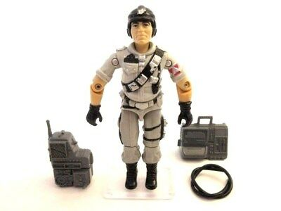 Action Force GI Joe Cobra ☆ MAINFRAME ☆ Figure Rare Hasbro Vintage nr 100% MINT