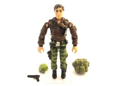 Action Force GI Joe Cobra ☆ GENERAL HAWK ☆ Figure Rare Hasbro Vintage 100% MINT