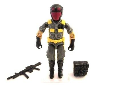 Action Force GI Joe Cobra ☆ PYTHON PATROL VIPER ☆ Figure Rar Hasbro Vintage 100%
