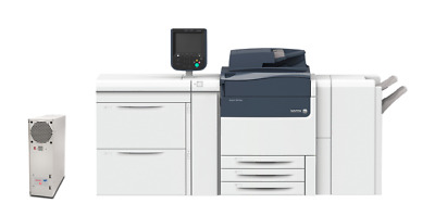 Xerox Versant 180 Press Digital Color Laser Commercial Production Printer 80 ppm