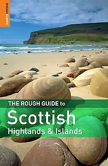 The Rough Guide to the Scottish Highlands and Is... | Book | condition very good