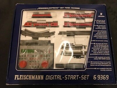 Fleischmann Digital-Start-Set 69369 OVP