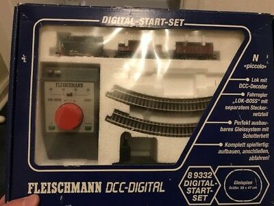 Fleischmann Digital-Start-Set 89332 OVP