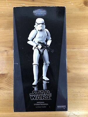 Imperial Stormtrooper 1/6 Figur 12 Inch Star Wars Sideshow 2124