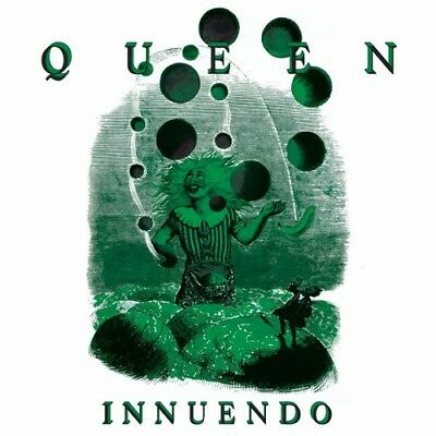 Queen - Innuendo (Vinyl Used Very Good)