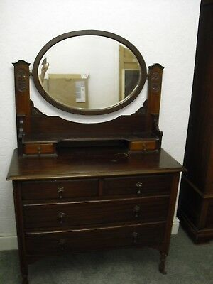 Antique Victorian/ Edwardian Dressing Table