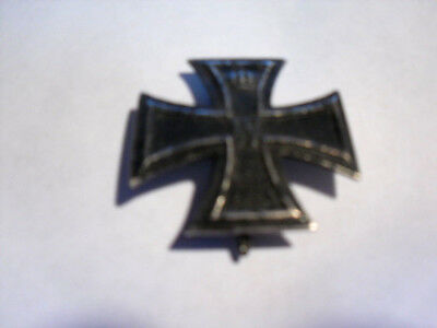 1 Ww.german Iron Cross,good Old Condition