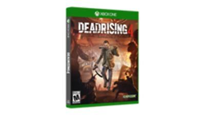 Dead Rising 4 For Microsoft Xbox One