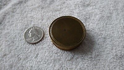 early officers Military brass compass Made in France