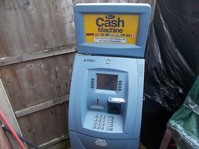 Freestanding Cash/ATM Machine (working when last used)