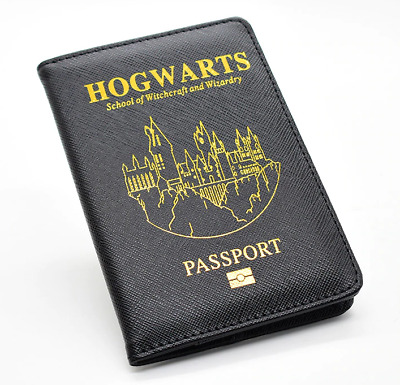 Passport Harry Potter New Best Money Сard Credit Case Holder Wallet Hogwarts