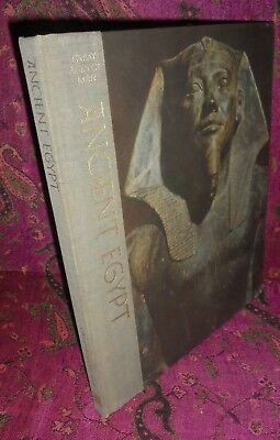 Ancient Egypt-Great Ages Of Man Series-Time Life Books-Illustd