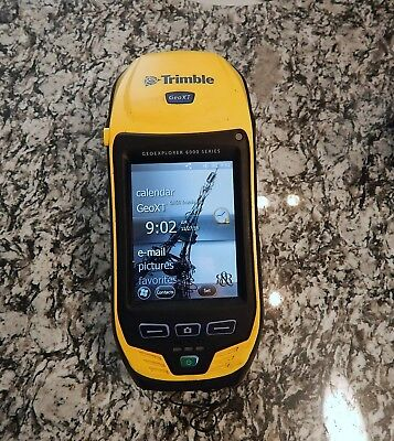 Trimble Geo XT Geoexplorer 6000 Series Pocket PC