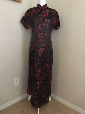 Dress - Elegant Asian Long Dress - Price Dropped!