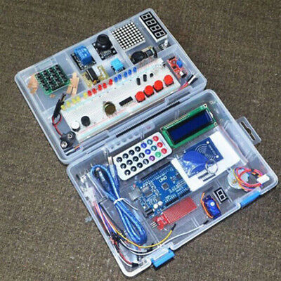 Entry Level RFID Learning Module Set 74HC595 For Arduino UNO R3 Upgraded Version
