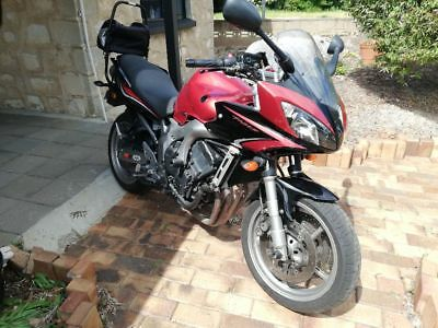 Yamaha FZ6S 2008     Last chance to buy Needs to be gone