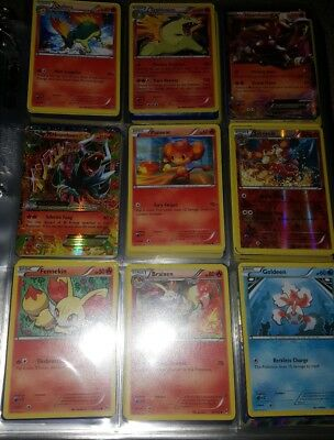 Pokemon TCG : 100 CARD LOT Rare Common Uncommon GUARANTEED RARES & HOLOS