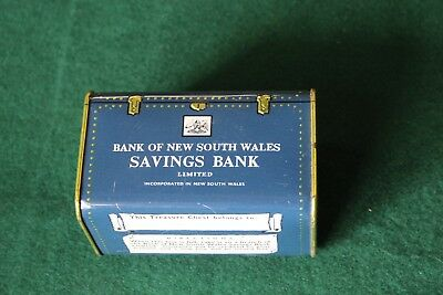 Bank of New South Wales money box