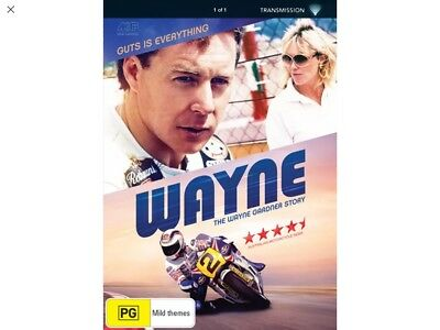 Wayne DVD Region 4 NEW // PRE-ORDER for 05/12/2018