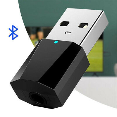4.2 Bluetooth Wireless USB Audio Music Stereo adapter Dongle receiver for TV PC
