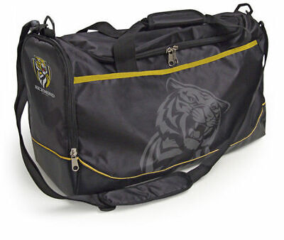 Richmond Tigers AFL Footy Travel Training Shoulder Sports Bag